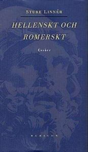 Book Cover: Hellenskt och Romerskt