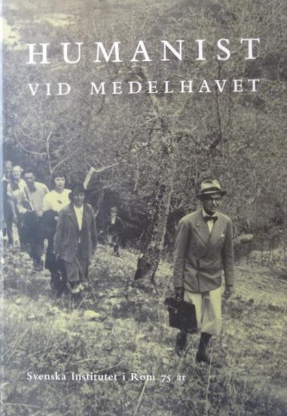 Book Cover: Humanist vid Medelhavet