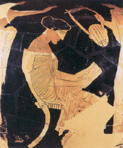 Grekisk konstmusikal